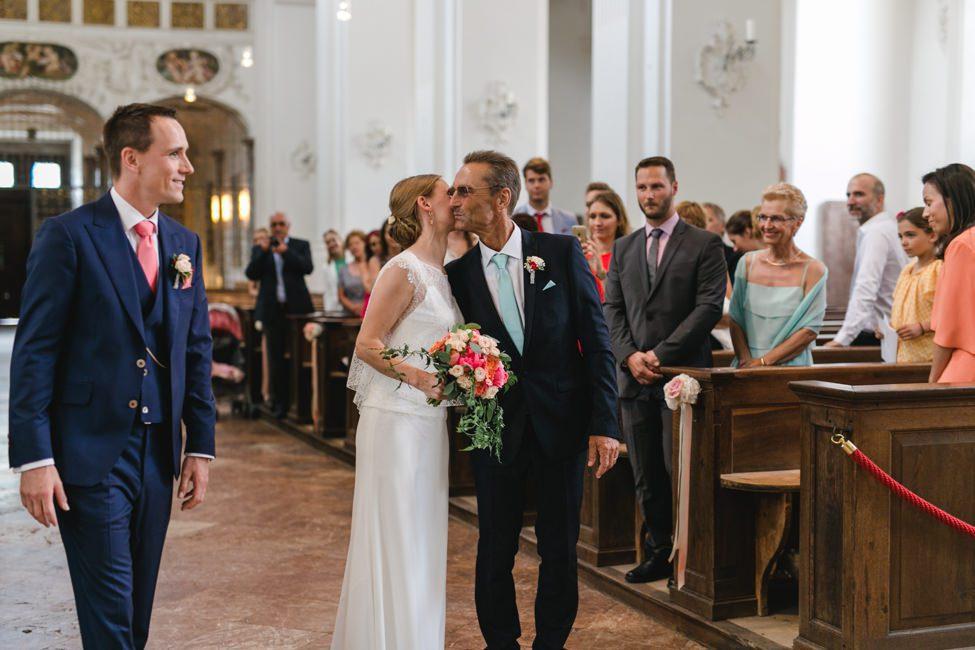 brautpaar hochzeit st. quirinius kirche tegernsee heiraten