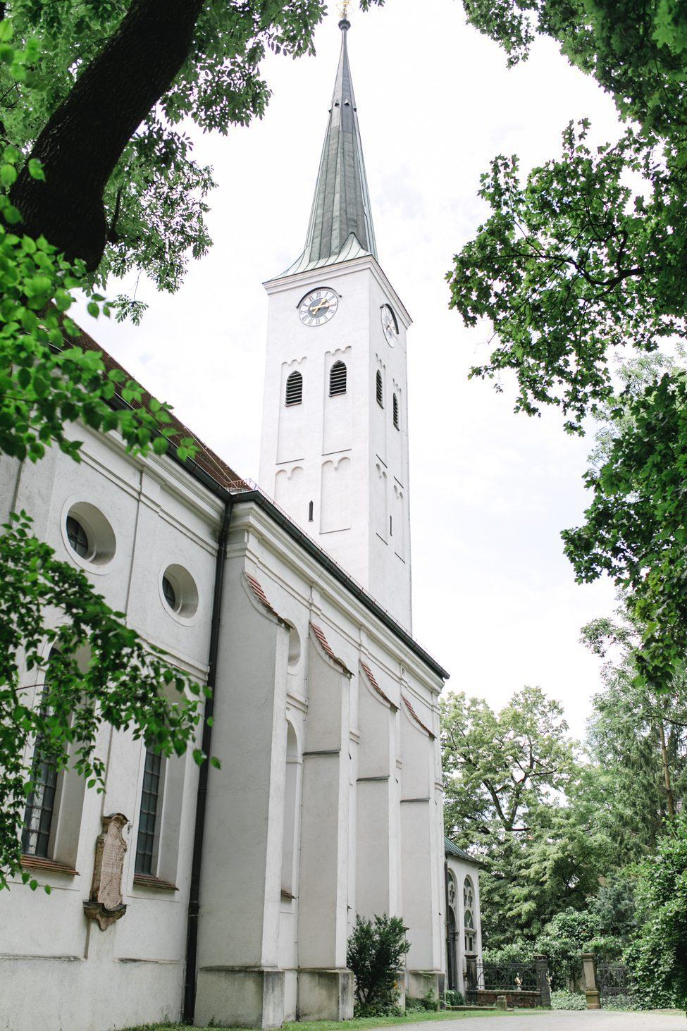 alte haidhauser kirche hochzeit